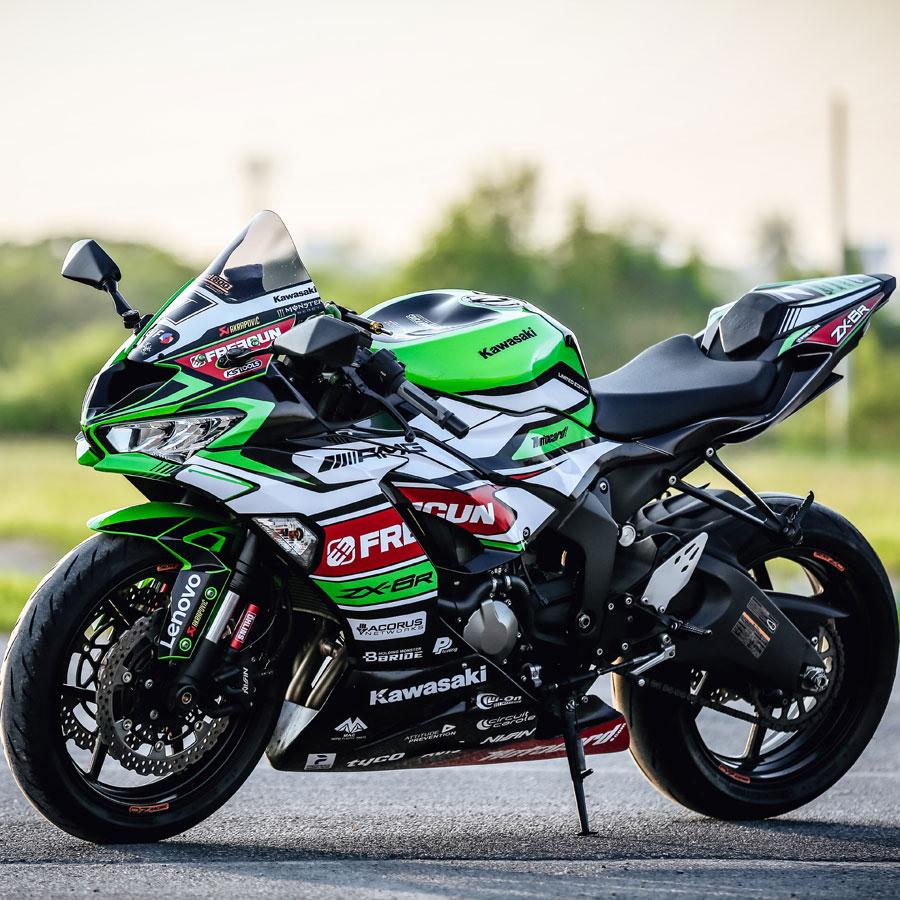 Motorbike Valeting